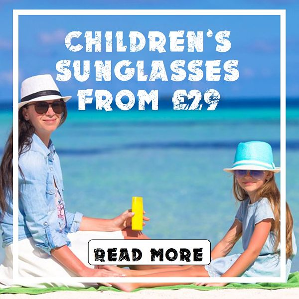 Children's sunglasses from £29
