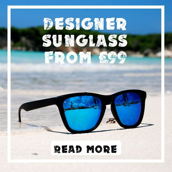 Designer Sunglasses from £99