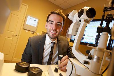 Craig McArthur Contact Lens Expert Glasgow