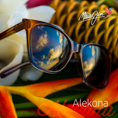 Maui Jim Alekona Polarised sunglasses