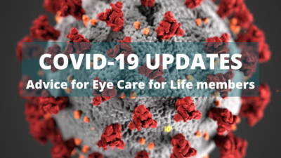 Emergency Eye Care COVID-19 Updates for Eye Care for Life patients